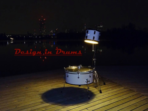 Design in Drums auf Regionalis