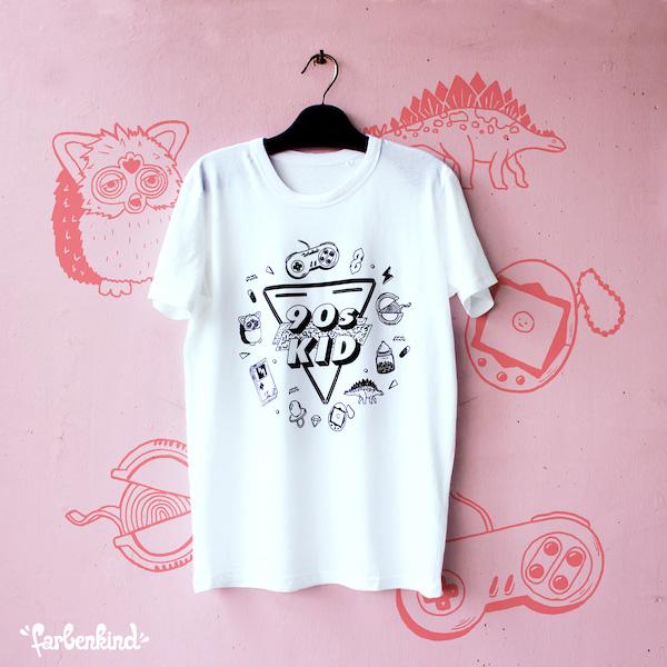 Farbenkind 90's Kid T-Shirt