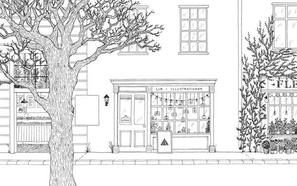 LIA Illustrationen - Fassade