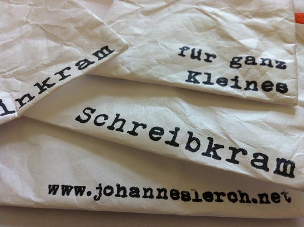Täschchenmix von Johannes Lerch