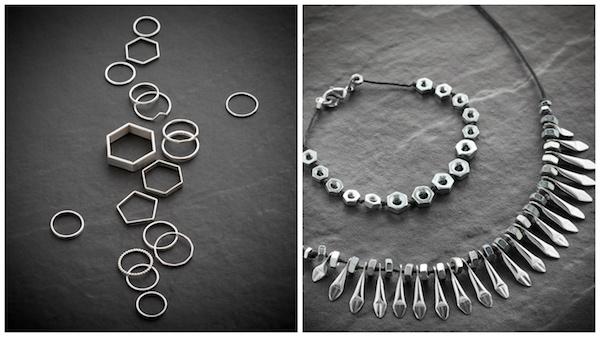 Handgemachte Ketten und Ringe von lio.works