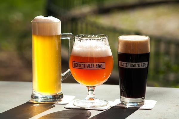 Selbstgebrautes Bier aus Wien