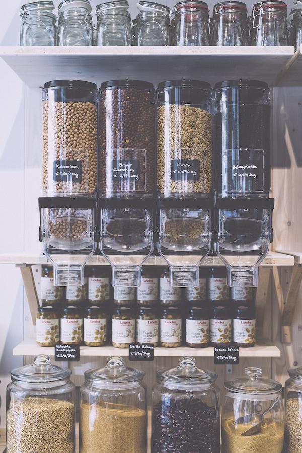 Linsen & Co verpackungsfrei einkaufen