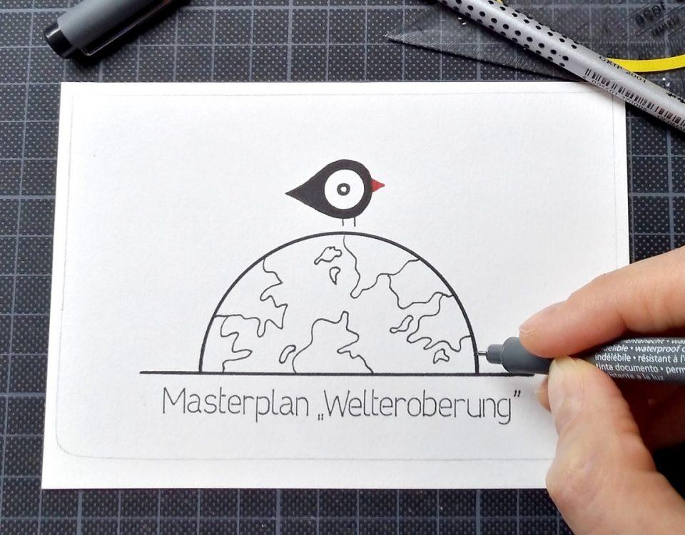 Merula: Masterplan Welteroberung
