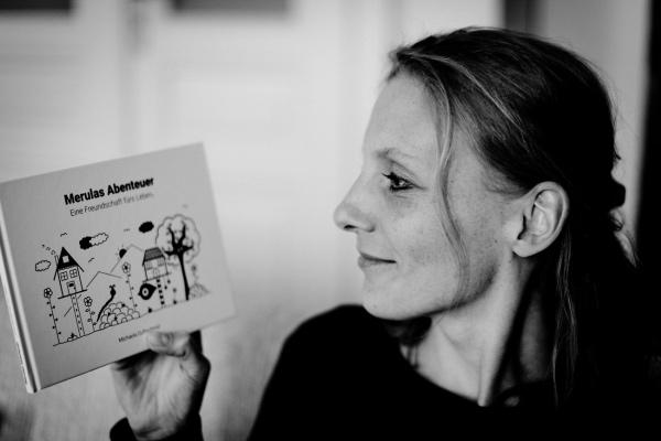 Merulas Abenteuer das Kinderbuch von Michaela Duftschmid