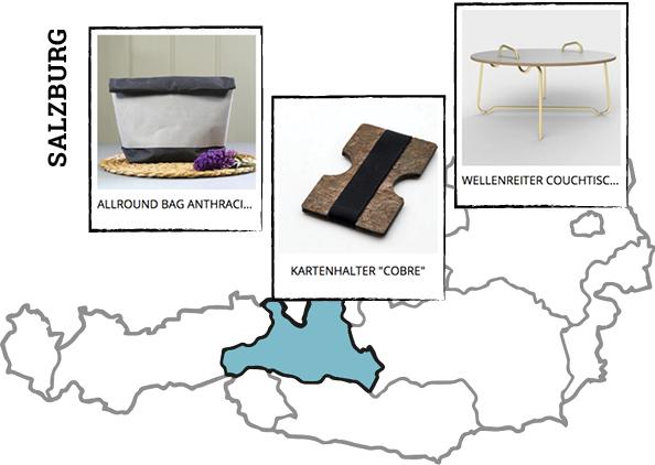 Regionale Produkte aus Salzburg auf Regionalis