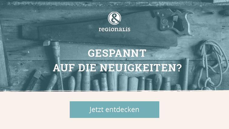 Regionalis Onlinemarktplatz für Handgemachtes aus Österreich