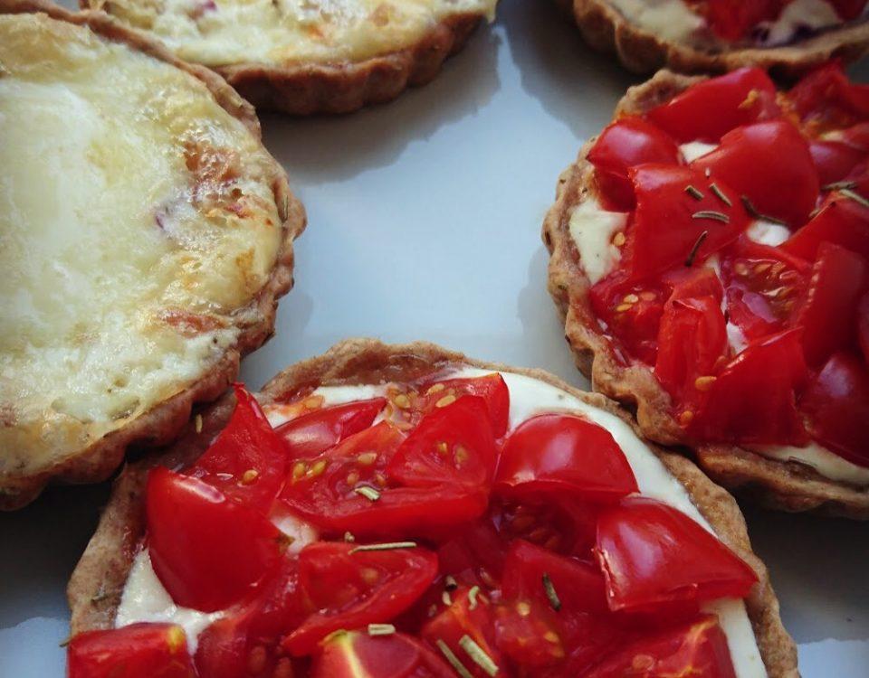 Tomaten Tartelettes-Rezept und Anleitung
