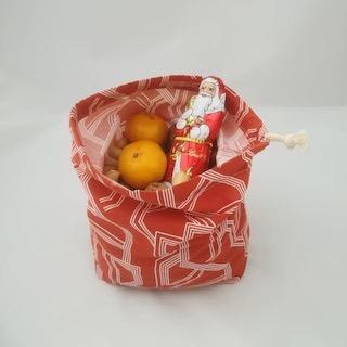 Mailied - Geschenksackerl aus Stoff