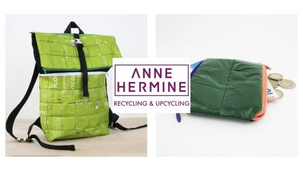 Anne Hermine am Regionalis Pop-up