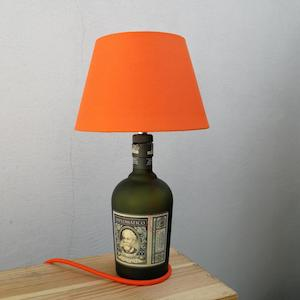 OH Interior Design - Upcycling Lampe Ron Diplomatico