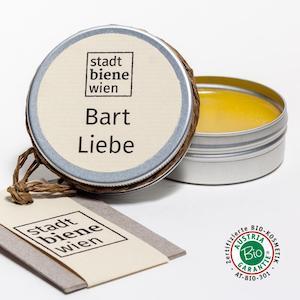 Stadtbiene Wien - Bio Bartpflege mit Brokkolisamenöl