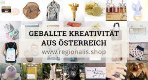 Geballte Kreativität aus Österreich auf Regionalis