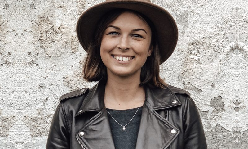 Yasmin Proksch von YAGA im Porträt