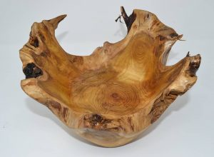Huizbirn - Holzschüssel Einzelstück