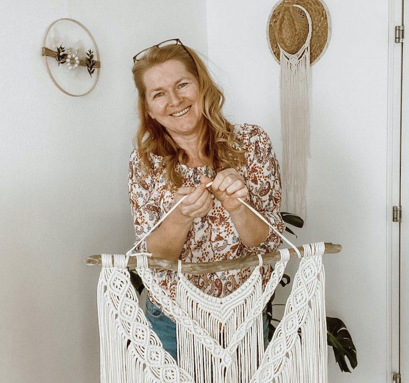 Karin Leonhardsberger von Lieblingsknoten