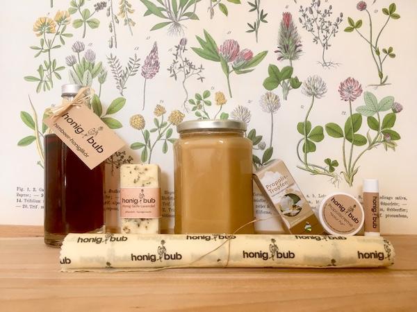 Regionale Produkte aus dem Burgenland von honigbub